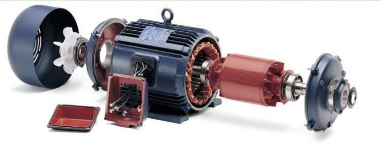 موتور الکتریکی - آشنایی